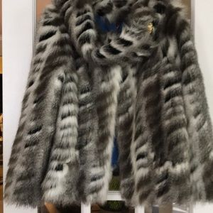 Faux fur jacket made in 🇮🇹